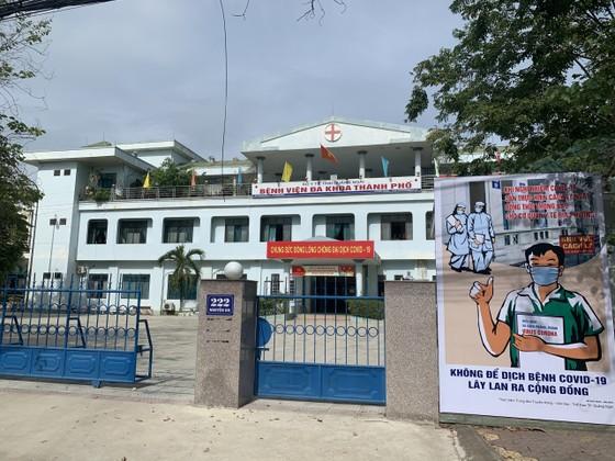 Bệnh viện Đa khoa TP Quảng Ngãi chỉ khám và điều trị trường hợp F1 âm tính ảnh 1