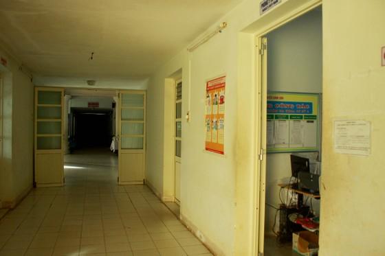 Cận cảnh Bệnh viện dã chiến ở Quảng Ngãi ảnh 7