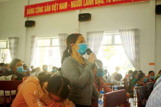UBND tỉnh Quảng Ngãi gặp gỡ người dân bị ảnh hưởng bởi khu xử lý chất thải rắn Nghĩa Kỳ ảnh 1
