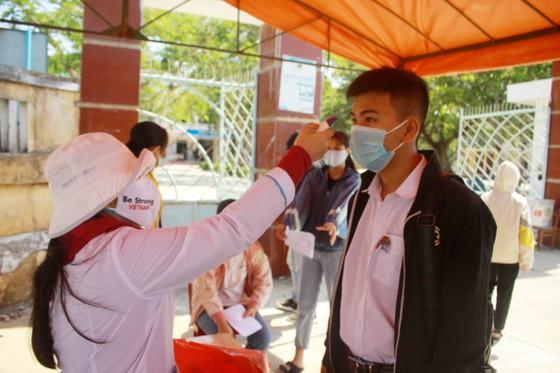 Quảng Ngãi: Hơn 390 thí sinh tham dự kỳ thi tốt nghiệp THPT đợt 2  ảnh 2