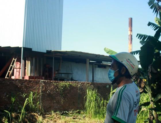 Quảng Ngãi: Nhà máy trong cụm công nghiệp Đồng Dinh gây ô nhiễm, người dân bức xúc ảnh 1