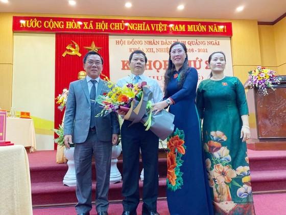Ông Đặng Văn Minh được bầu làm Chủ tịch UBND tỉnh Quảng Ngãi ảnh 1
