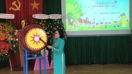 Khoảng 2 tỷ đồng hỗ trợ Trung tâm Nuôi dạy trẻ khuyết tật Võ Hồng Sơn  ảnh 1
