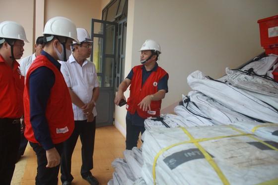 Trung ương Hội Chữ thập đỏ Việt Nam cứu trợ khẩn cấp cho các hộ dân tỉnh Quảng Ngãi ảnh 3