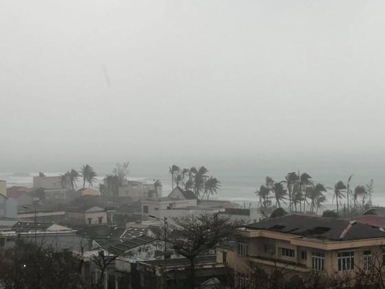 Huyện đảo Lý Sơn xuất gạo cấp người dân đảo Bé ứng phó bão số 13 ảnh 1