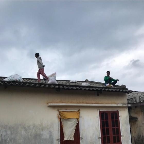 Di dời dân, chằng chống nhà cửa trước cơn bão số 13  ảnh 23