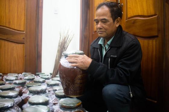 Người giữ hương vị men rừng rượu cần ở miền Tây Quảng Ngãi ảnh 1