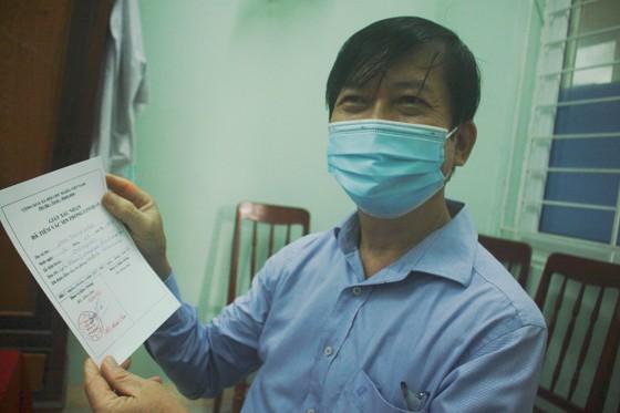 50 người đầu tiên tiêm vaccine Covid-19 ở Quảng Ngãi ảnh 13
