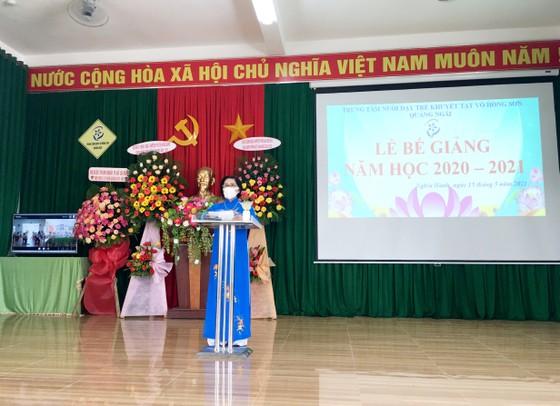 Trung tâm Nuôi dạy trẻ khuyết tật Võ Hồng Sơn tiếp nhận tài trợ trên 3 tỷ đồng ảnh 3