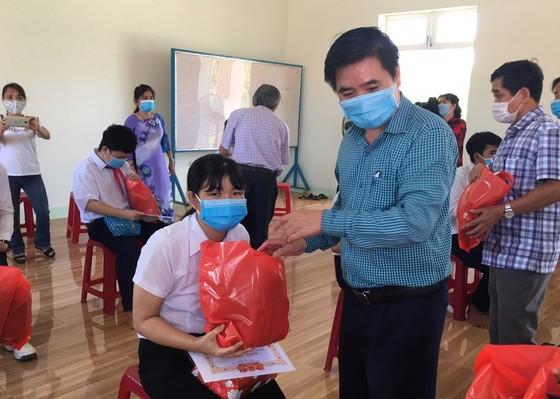 Trung tâm Nuôi dạy trẻ khuyết tật Võ Hồng Sơn tiếp nhận tài trợ trên 3 tỷ đồng ảnh 2