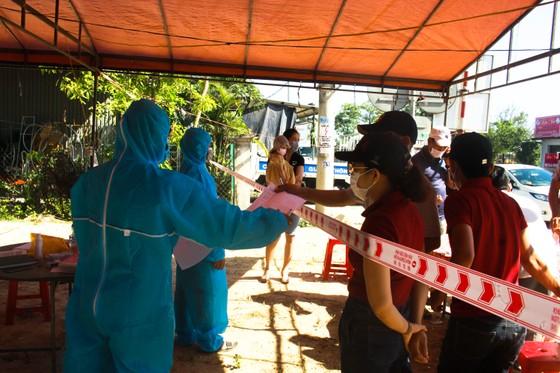 Kích hoạt thêm 2 chốt kiểm tra y tế tại cửa ngõ phía Nam tỉnh Quảng Ngãi ảnh 1