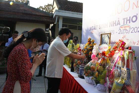 Kỷ niệm 100 năm Ngày sinh nhà thơ Tế Hanh ảnh 3