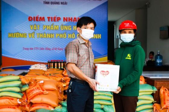 Quảng Ngãi gửi 1.000 suất quà quê hỗ trợ người dân TPHCM ảnh 4