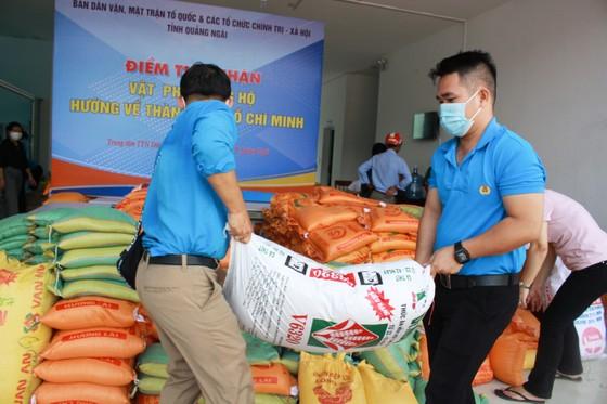 Quảng Ngãi hỗ trợ 8 tỷ cho người dân TPHCM, Bình Dương, Đồng Nai gặp khó khăn do dịch Covid-19 ảnh 1