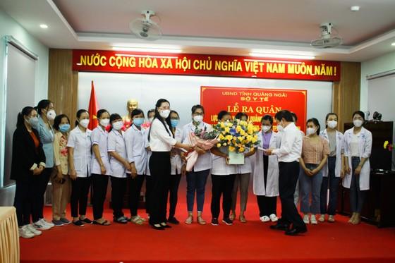 Nhiều địa phương miền Trung đưa đoàn y, bác sĩ tình nguyện tham gia hỗ trợ TPHCM chống dịch Covid-19 ảnh 11