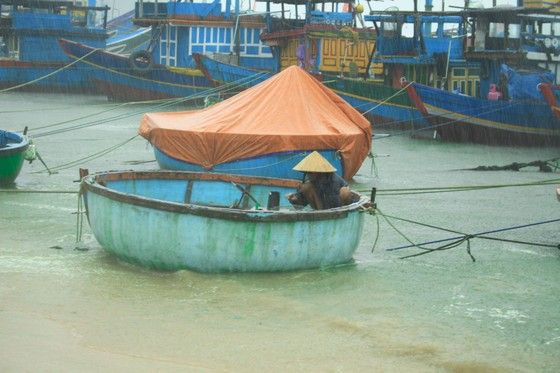 Các tỉnh miền Trung khẩn trương ứng phó bão số 5 đổ bộ  ảnh 6