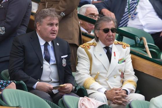 Ilie Nastase không được mời đến All England Club để tham dự Wimbledon ảnh 1