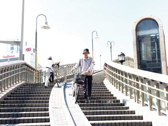 Đi xe đạp ở Nhật Bản ảnh 4