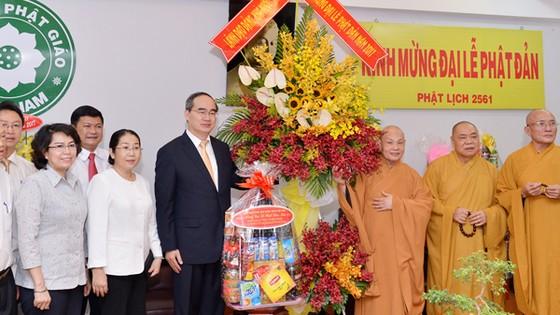 Phật giáo Việt Nam có nhiều đóng góp cho sự phát triển của đất nước ảnh 1