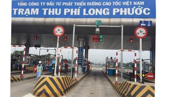 Bắt đầu thu phí kín trên cao tốc TPHCM - Long Thành - Dầu Giây ảnh 1