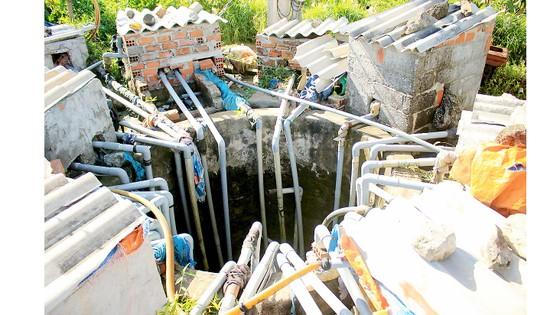 Nguy cơ cạn nguồn nước ngầm trên đảo Lý Sơn ảnh 1
