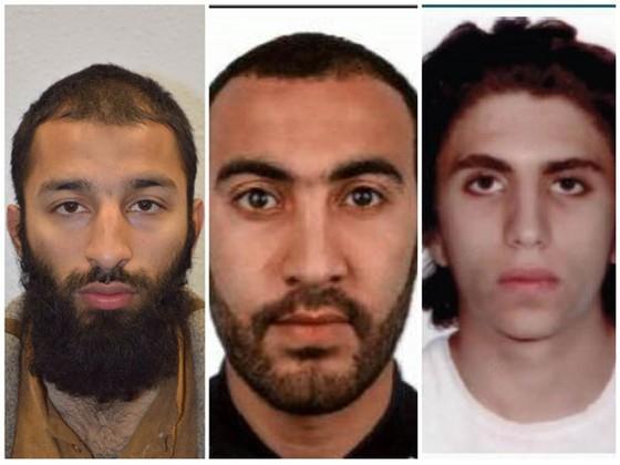 Công bố danh tính nghi phạm thứ 3 tấn công London ảnh 1