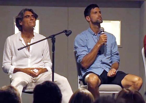 Cựu HLV thể lực của Novak Djokovic: Pepe đã giúp ích rất nhiều ảnh 1