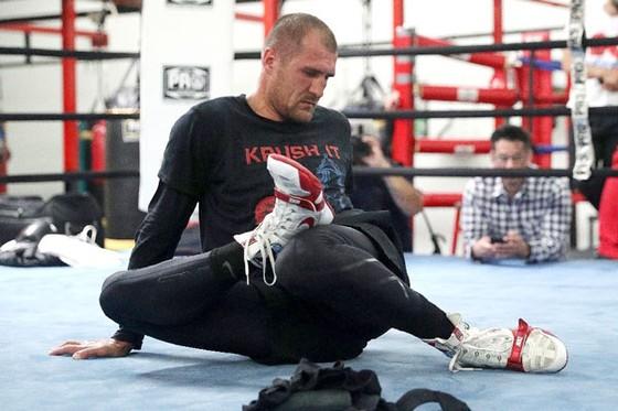 Kovalev sẵn sàng cho trận tái đấu ảnh 1
