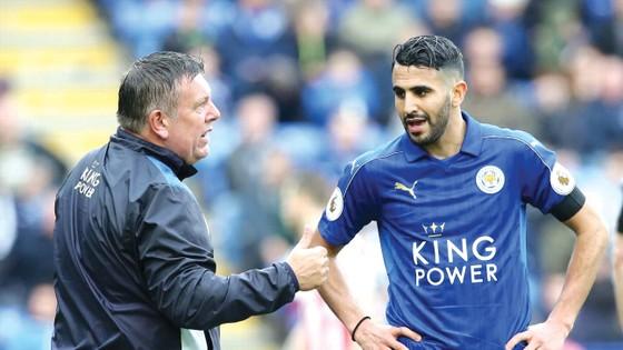 Leicester tuyên bố: Mahrez phải ở lại! ảnh 1