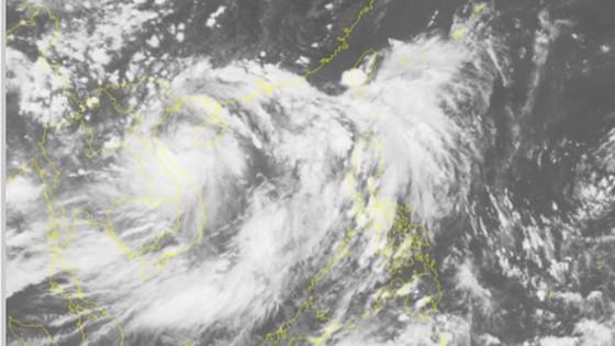 Đêm nay 16-7, vùng ven biển từ Thanh Hóa đến Hà Tĩnh có gió bão giật cấp 11  ảnh 3