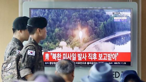 Nga, Mỹ tranh cãi về vụ thử tên lửa của Triều Tiên ảnh 1