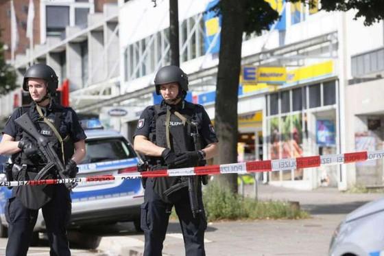 Ðức: Tấn công bằng dao, 7 người bị thương vong ảnh 1