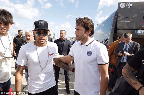 PSG - Amiens: Tâm điểm Neymar ảnh 1