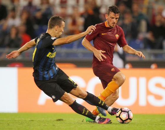 AS Roma - Inter Milan: Đại gia quyết chiến ảnh 1
