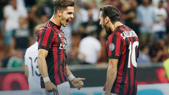 AC Milan trở lại châu Âu ảnh 1