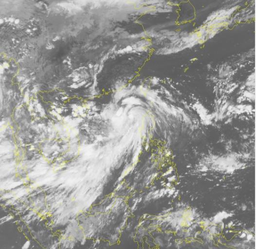 Ứng phó với bão số 7 và áp thấp nhiệt đới cùng xuất hiện trên biển Đông ảnh 1