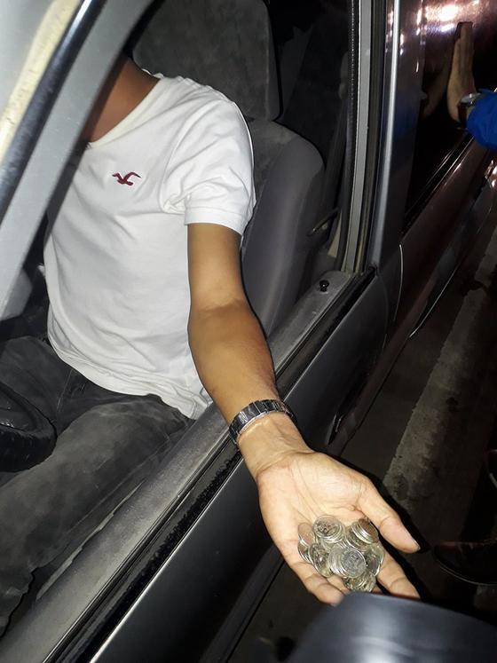 BOT tuyến tránh Biên Hòa 2 lần xả trạm trong một ngày vì tài xế dùng tiền lẻ ảnh 1