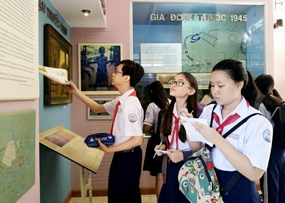 """Cuộc thi """"Văn hay chữ tốt"""" năm 2017 tại TPHCM"""": 16 đơn vị hoàn thành vòng thi cấp quận, huyện ảnh 5"""