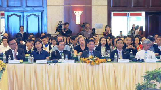 TPHCM mời gọi đầu tư vào 133 dự án thuộc 9 nhóm ngành dịch vụ ảnh 1