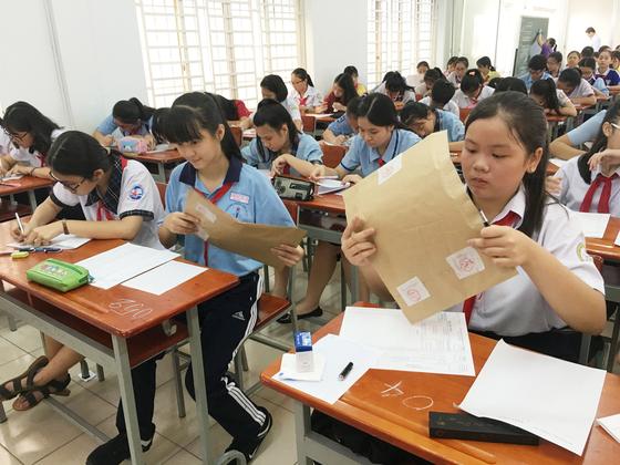 """Cuộc thi """"Văn hay chữ tốt"""" năm 2017 tại TPHCM"""": 16 đơn vị hoàn thành vòng thi cấp quận, huyện ảnh 4"""