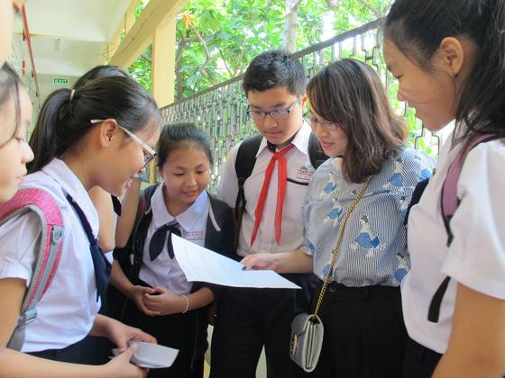 """Cuộc thi """"Văn hay chữ tốt"""" năm 2017 tại TPHCM"""": 16 đơn vị hoàn thành vòng thi cấp quận, huyện ảnh 2"""