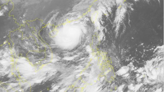 Bão số 11 có khả năng suy yếu thành áp thấp nhiệt đới  ảnh 2