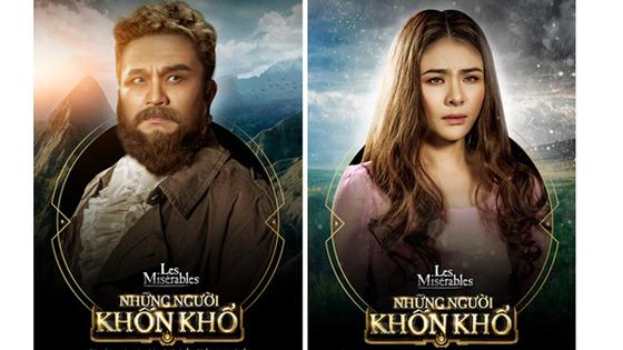 """""""Les Misérables - Những người khốn khổ"""" phiên bản Việt chuẩn bị trình làng ảnh 1"""