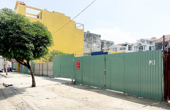 Đầu tư kinh doanh dự án khu dân cư Miếu Nổi: Có dấu hiệu lừa đảo ảnh 1