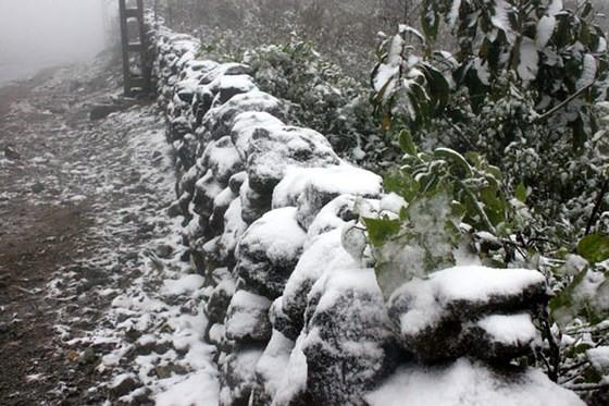 Không khí lạnh tràn đến Nam Trung bộ, các tỉnh phía Bắc rét đậm,  ảnh 1