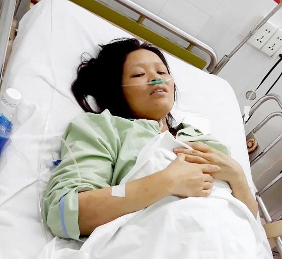 Vợ ung thư máu, con bệnh tim, chồng tâm thần ảnh 1