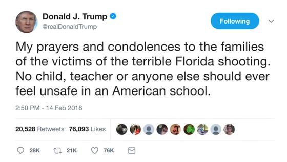 Xả súng đẫm máu tại trường học ở Mỹ, ít nhất 17 người thiệt mạng ảnh 12