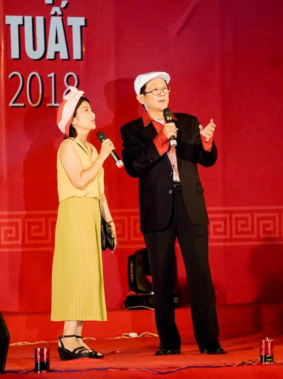 """""""Xuân trên đất biển Hà Tiên"""" - Chương trình nghệ thuật chào mừng thị xã Hà Tiên tròn 20 tuổi ảnh 6"""