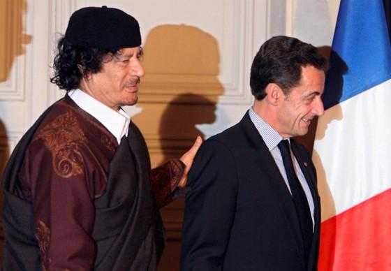 Cựu Tổng thống Pháp Nicolas Sarkozy bị bắt giữ vì những mờ ám trong chiến dịch tranh cử ảnh 2