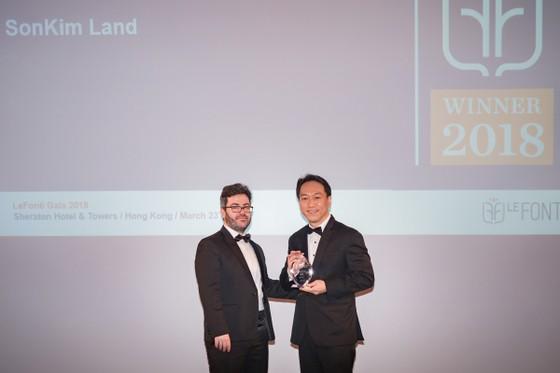 SonKim Land giành giải thưởng quốc tế IAIR ảnh 1